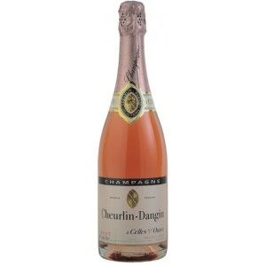Champagne CD Rose 75CL Brut Rose
